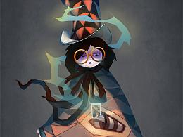 魔法少女小黄