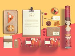 黄桃姑娘∣春节款品牌包装升级