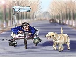 狗狗是上天派来拯救人类灵魂的精灵!