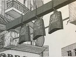 《楚记》——关于武汉的代表性建筑的记录