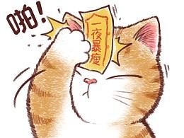 《帖符猫》表情包