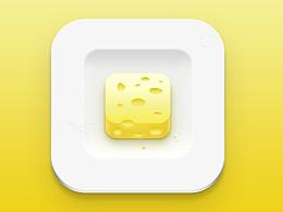 盘子奶酪(临摹练习)