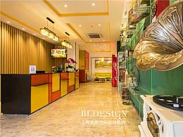 专业精品酒店设计公司分享郑州青枫白露时尚精品酒店设计实景图