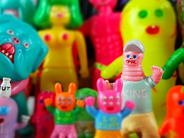玩具摄影 Dehara 2016集体站尸