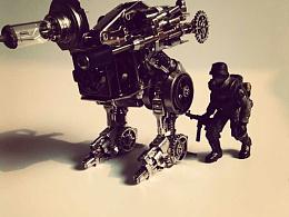 机械公敌-带摄像头