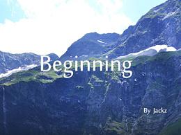beginning icon 图标设计