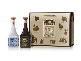 酒/饮料/茶叶/油 包装