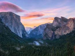 【Yosemite National Park】美国约塞米蒂国家公园