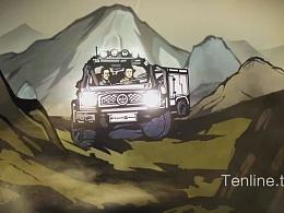 Tenline2015《侣行》栏目创意设计