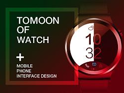 土曼手表界面UI设计及扩展