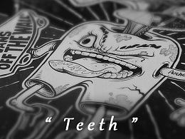 Teeth #vans艺术家#