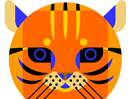 Illustration 动物头