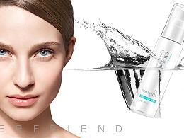 化妆品包装设计、广州化妆品设计公司、护肤品设计、化妆品瓶设计、捷登设计