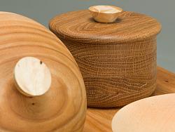 赫尔辛基艺术学院时毕业作-木餐具