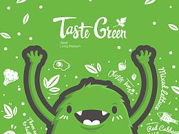Taste Green尝绿沙拉