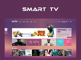 智能电视界面