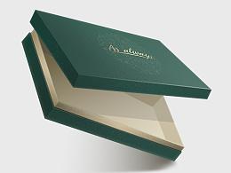 MOKA×聚合物烘焙 As Always曲奇礼盒设计