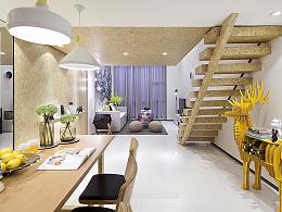 室内摄影:番禺环球英里公寓室内空间摄影案例