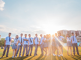 #青春答卷2017# 长春师范大学毕业照