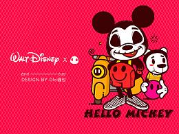 致敬Disney