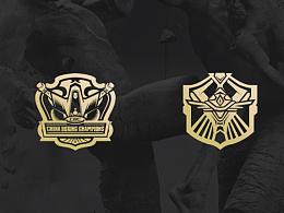 中国拳王金腰带设计大赛-卫冕雄狮