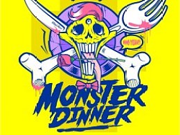 MONSTER DINNER  _MAD ROCS