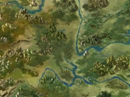 给联众做的游戏地图