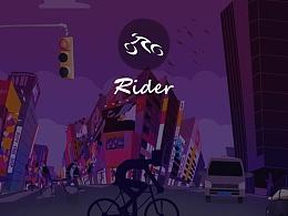 Rider—app