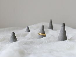 WOODSTONE 家居产品系列——戒指架
