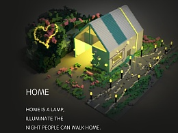 magicalvoexl体素建模 《我的世界》风 《home》