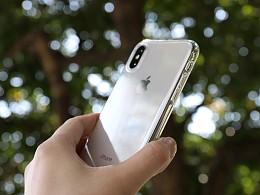 外拍 iPhone X清水壳