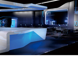 RIGI.睿集设计 | 商业空间设计案例 | machine bar
