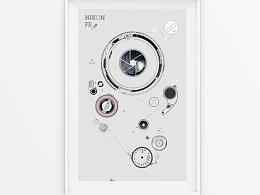 胶片相机 NIKON FE2