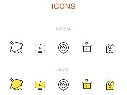 icon矢量图标