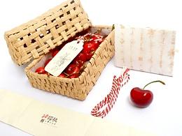 《自然·造物》水果包装