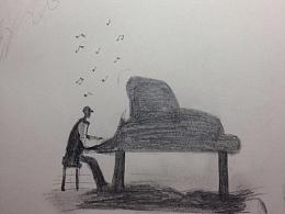 钢的琴,感谢主