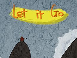 绘本-《let it go》