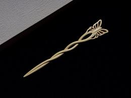 蝴蝶簪:《流星》