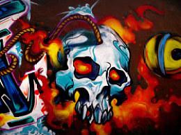 AMZcrew 2013 Christmas graffiti in DALIAN