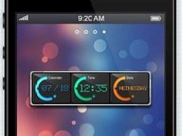 时钟插件-Clock Widget