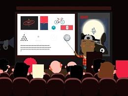 中国青年互联网创业大赛宣传片by wuhu团队
