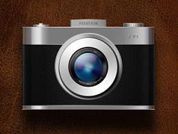 还是相机ICON(拟物)