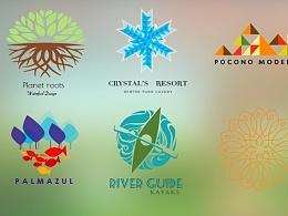 一些拥有自然元素的LOGO