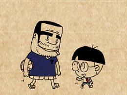 小明系列漫画——买买买