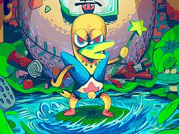 超级星星鸭之天下第一蛋