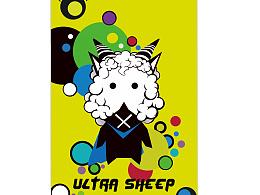 手机壳超能羊