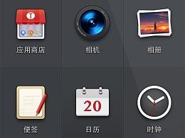 锤子手机界面icon