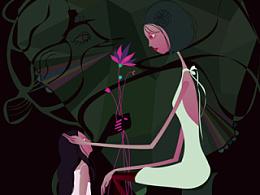 梦中的花仙女王