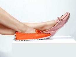 商业女鞋精修图