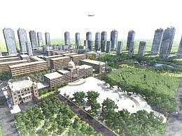 校园环境景观改造